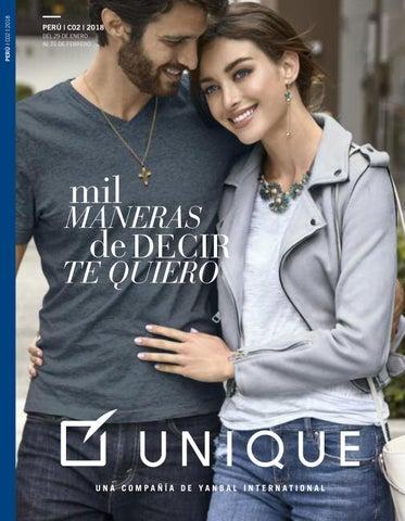 9f859ee9aac8 Catálogo Unique C2 - 2018 by UniquePeru - issuu