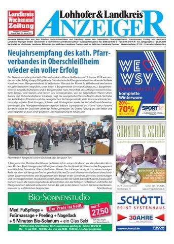 Lohhofer & Landkreis Anzeiger 0318 by Zimmermann GmbH Druck & Verlag ...