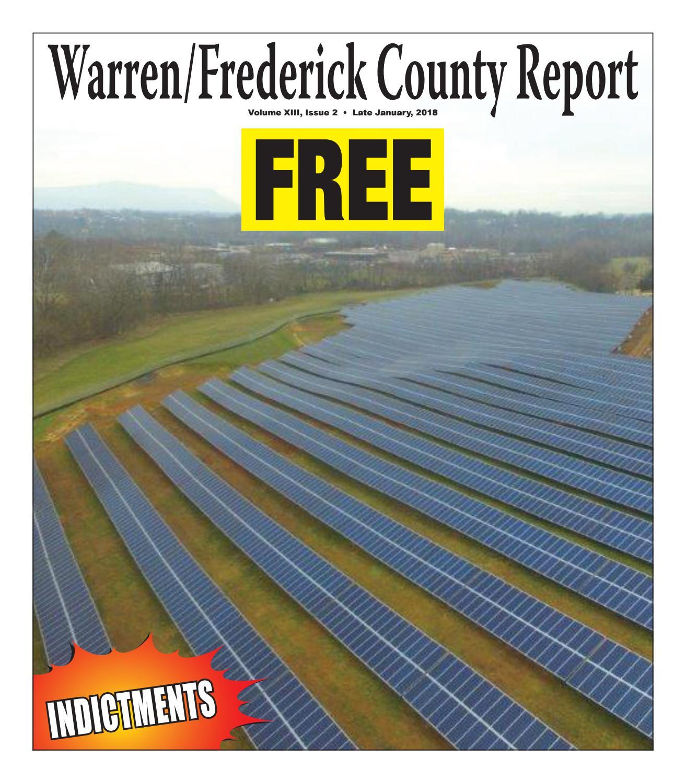 Frederick County Report By Warren