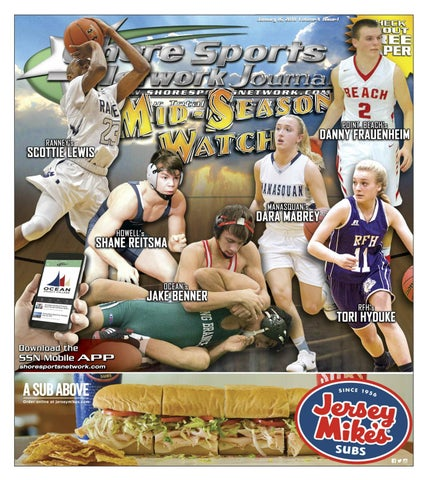 2b6060d73 1-16-18 Issue - 1 Volume X Mid-Season Watch by Shore Sports Network ...