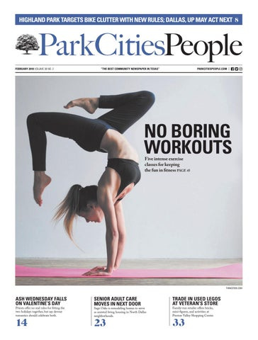 9d2660f3787e1 Park Cities People February 2018 by People Newspapers - issuu