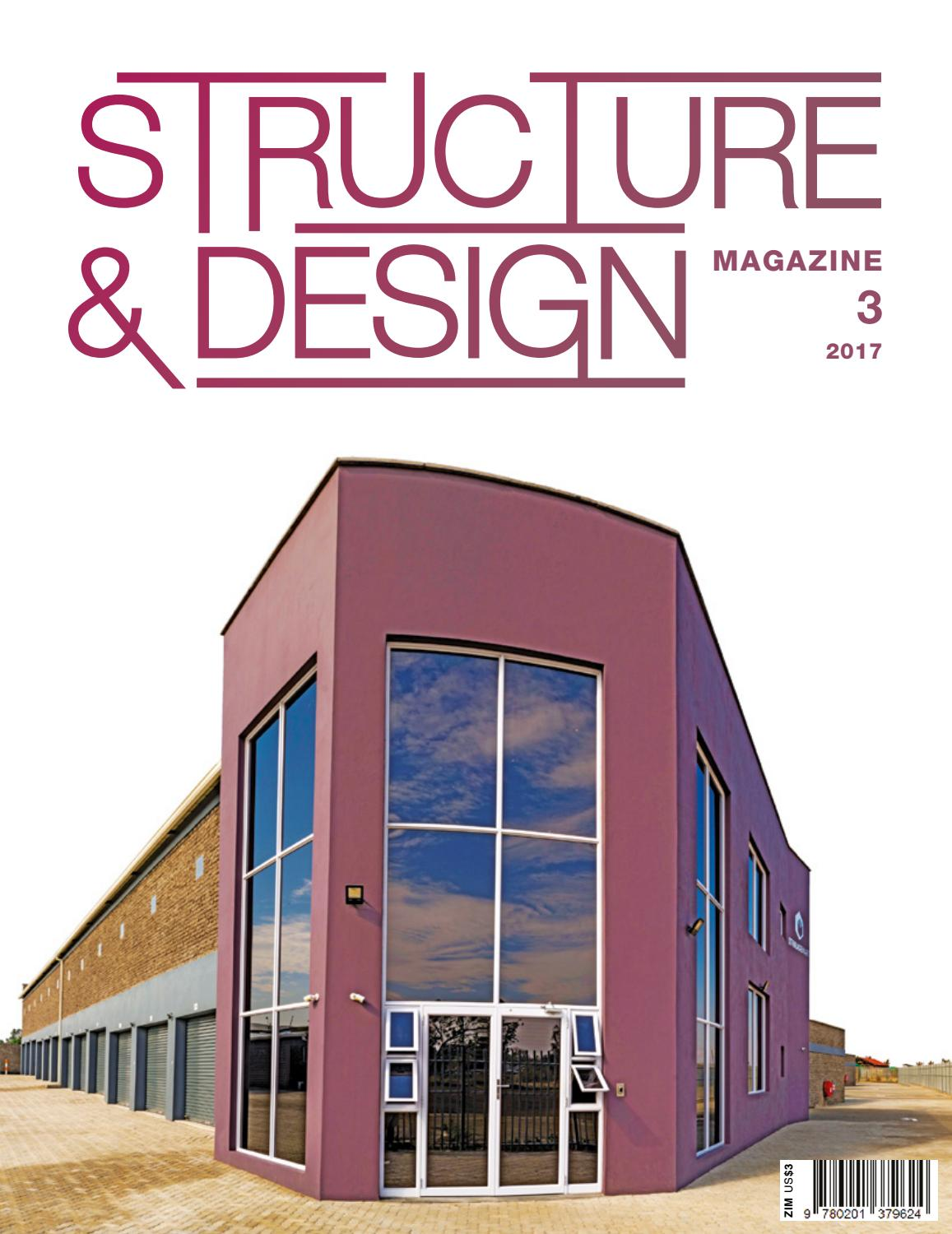 Structure design issue 3 by structure design issuu