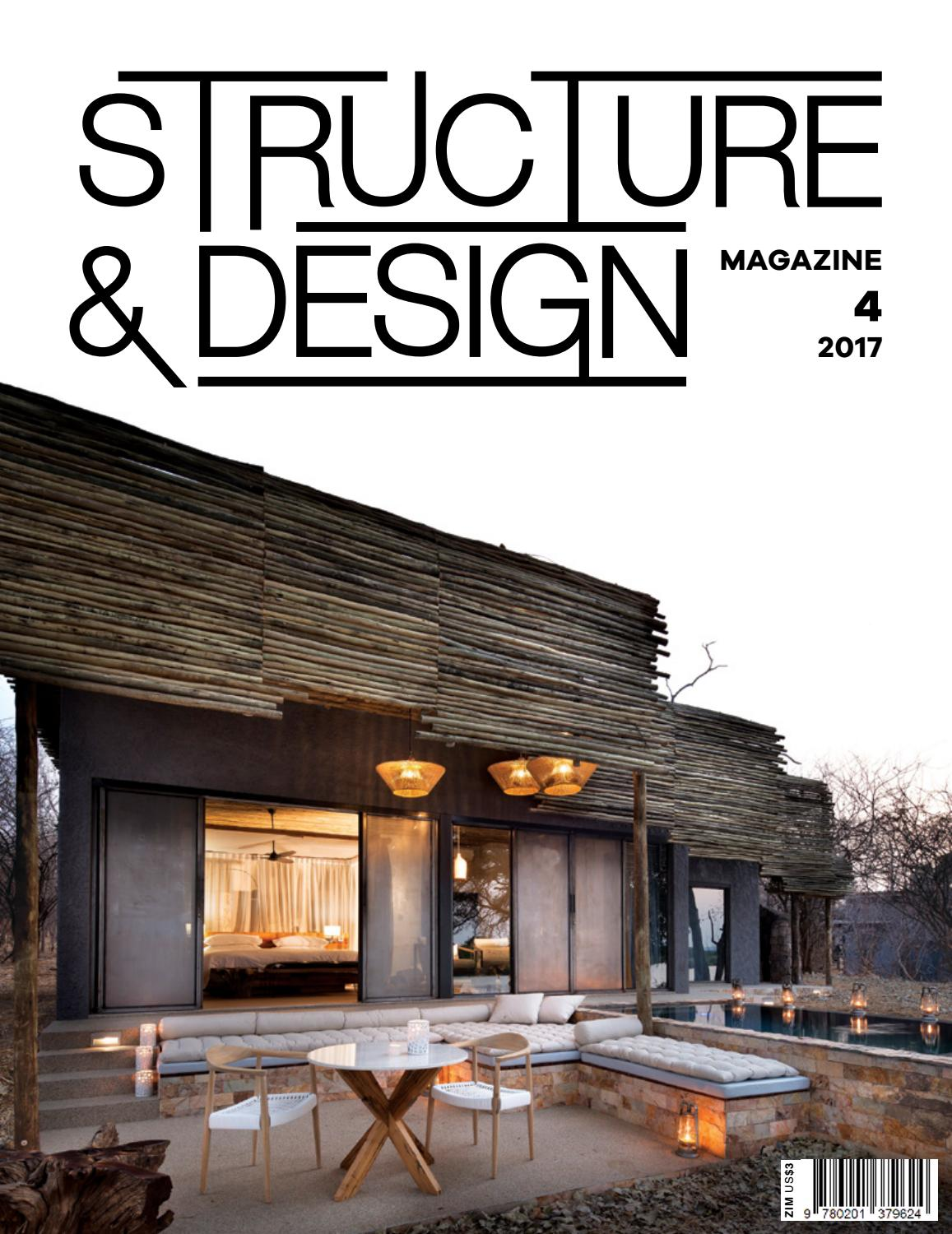 Structure design issue 4 by structure design issuu