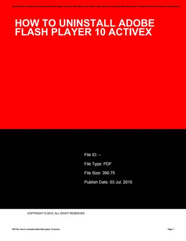Ebook Flash Player