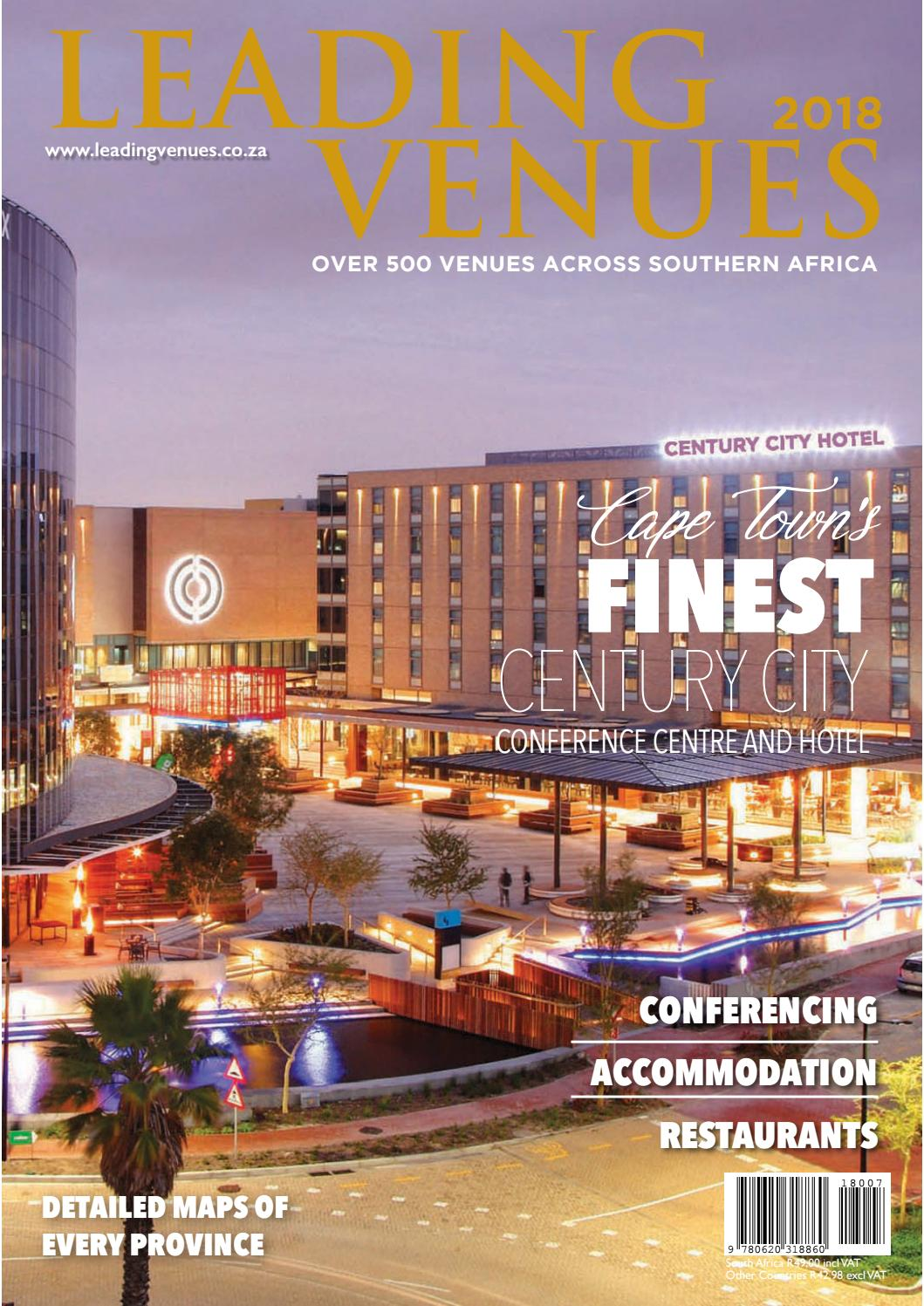 Leading Venues 2018 by SpinnerCom Media - issuu