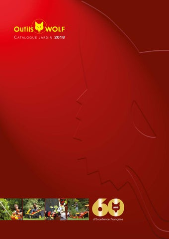 Catalogue Jardin