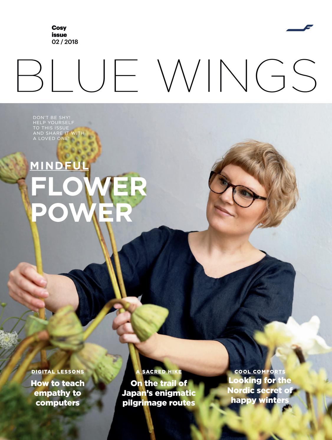 blue wings cosy issue february 2018 by finnair_bluewings - issuu