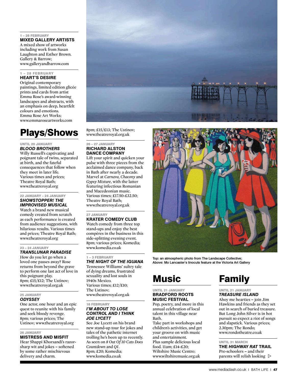 Bath Life – issue 357 by MediaClash - issuu