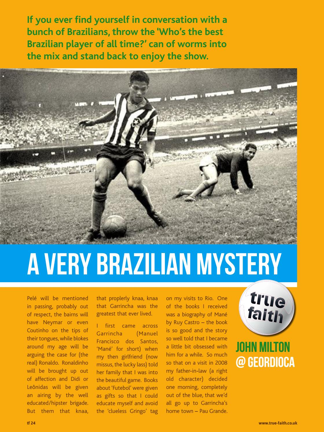 True faith 136 by true faith - NEWCASTLE UNITED FANZINE - issuu