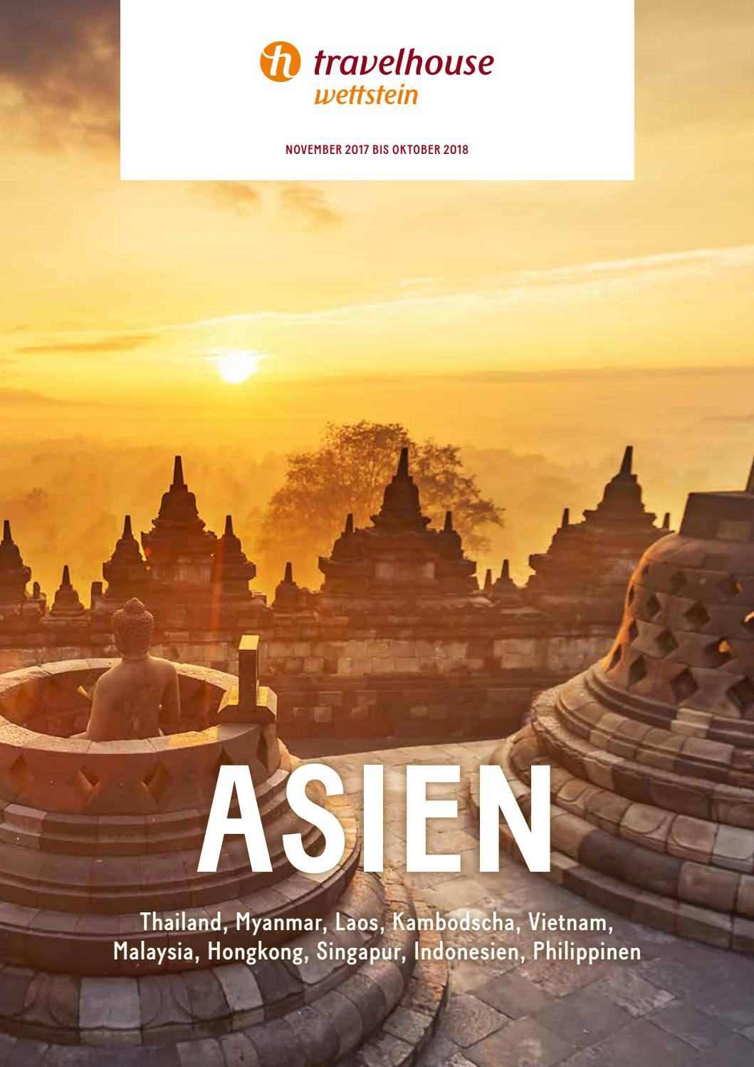 Travelhouse Asien – November 17 bis Oktober 18 by Hotelplan Suisse ...