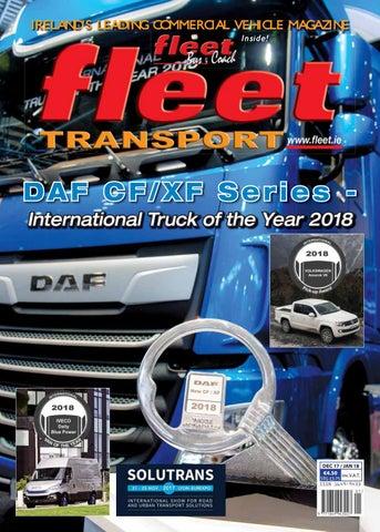 Fleet Transport Dec Jan18 Web By Fleet Transport Issuu