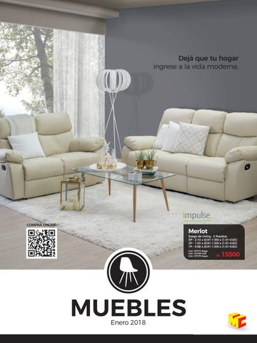Muebles Enero 2018 by Multicenter Bolivia - issuu
