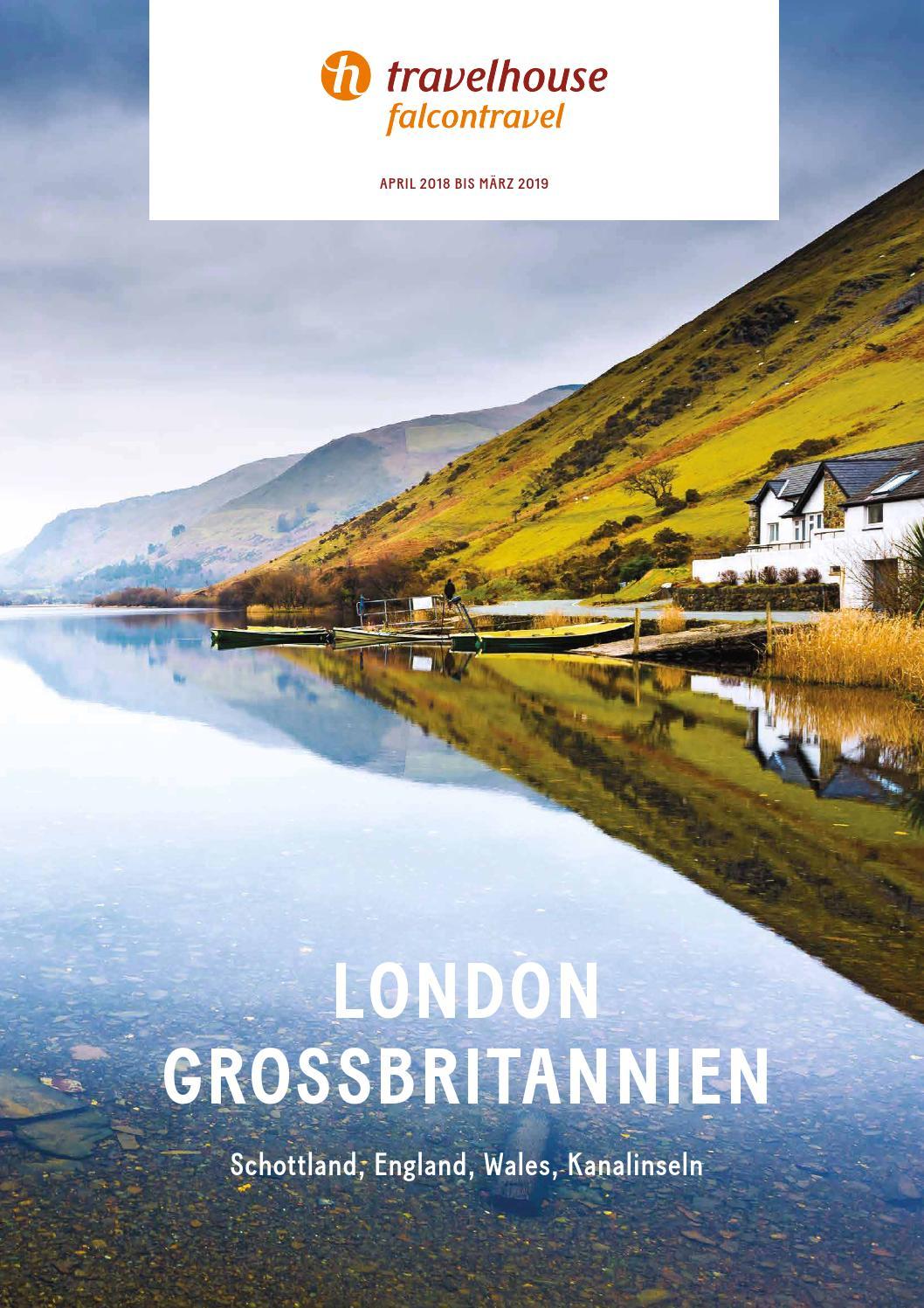 Travelhouse Grossbritannien und London – April 18 bis März 19 by ...