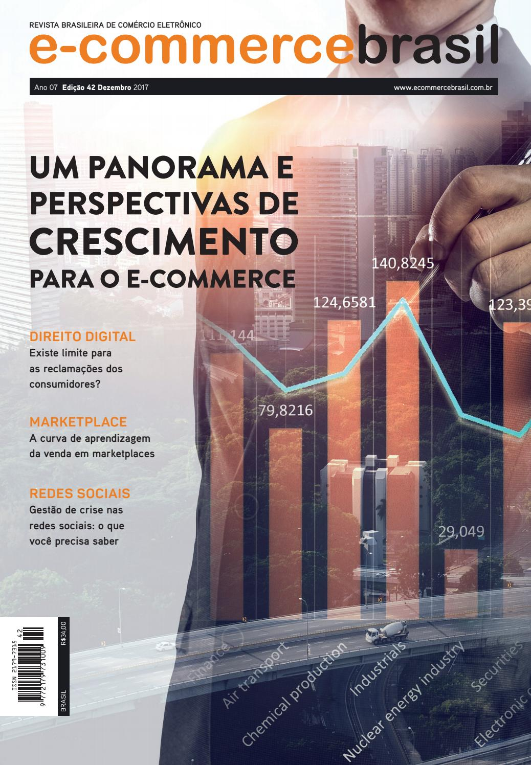 c5e212314dbe8 Revista e commerce brasil 42 isuu by E-Commerce Brasil - issuu