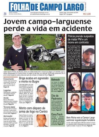 Folha de Campo Largo by Folha de Campo Largo - issuu ca2f67269c