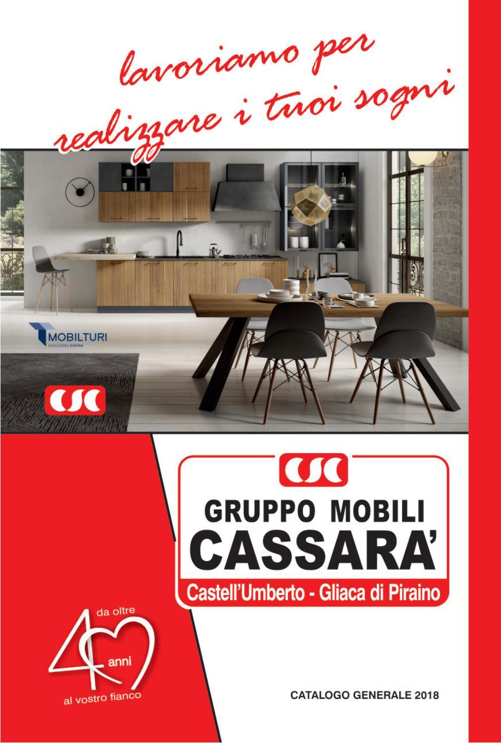 Gruppo Mobili Cassara.Cassara Catalogo 2018 By Agenziawebdeveloper Issuu