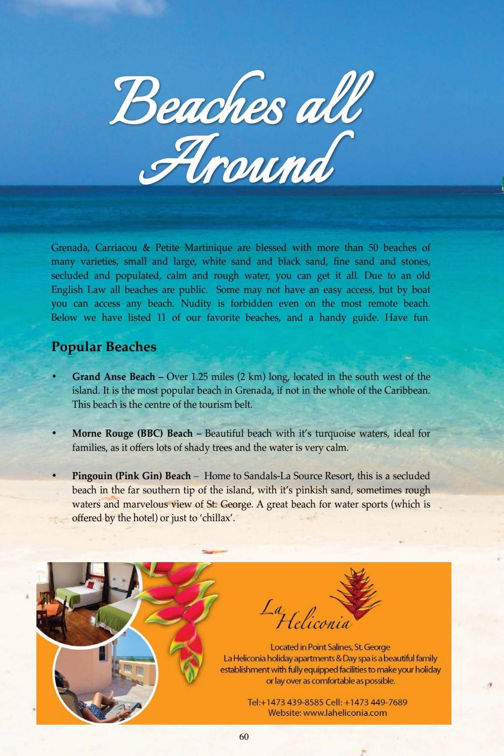 Truly Discover Grenada, Carriacou & Petite Martinique Magazine Issue