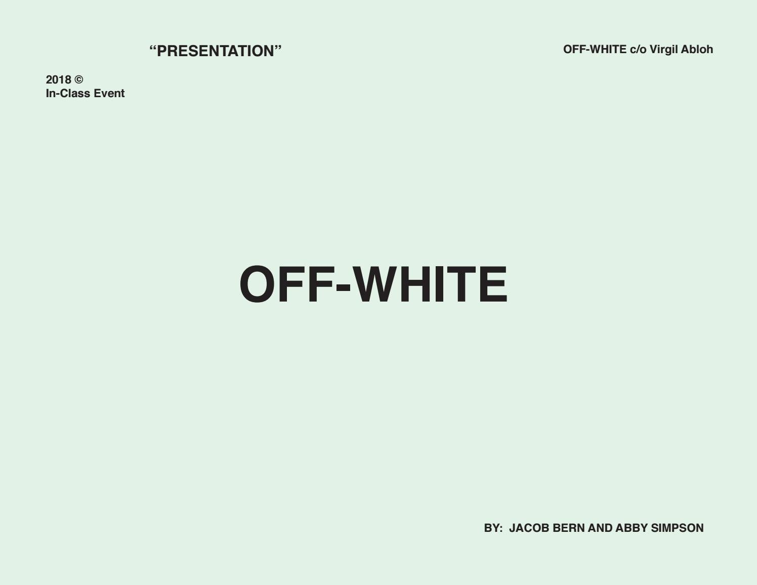 The Aesthetic Of Off White By Jacob Bern Issuu Math Wallpaper Golden Find Free HD for Desktop [pastnedes.tk]
