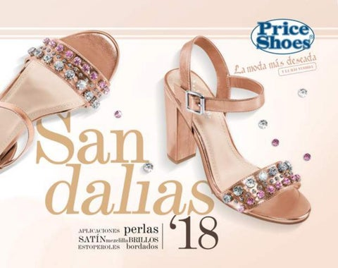 7f4aa8ed Price Shoes Sandalias by Price Shoes Oficial - issuu