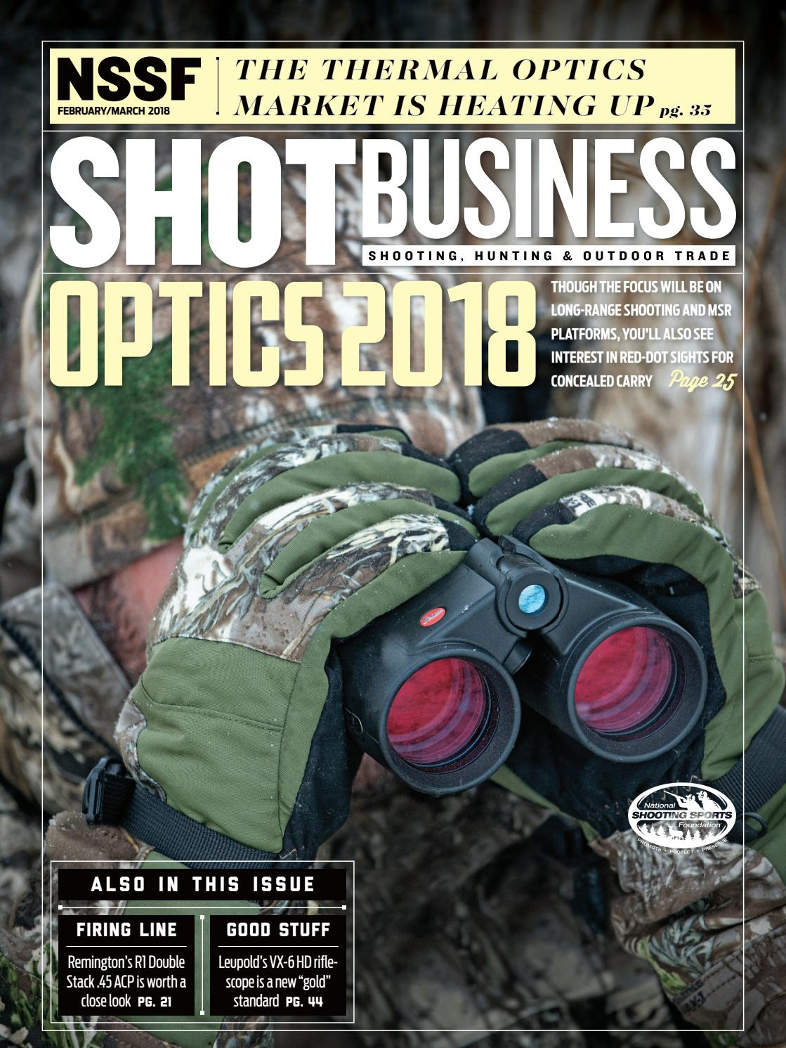 SHOT Business Feb/March 2018 by SHOT Business - issuu