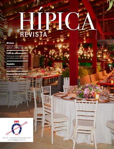8de9fef8ef5 Revista hipica novembro dezembro final by SociedadeHipica Campinas ...