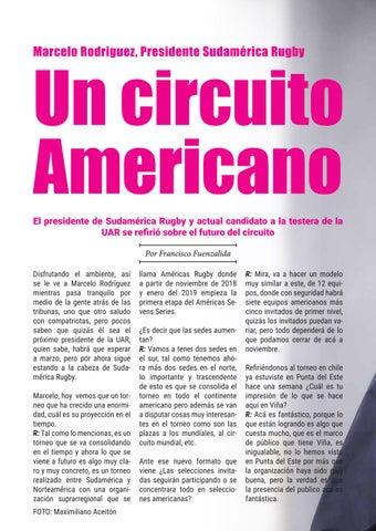 Page 40 of Presidente Sudamérica Rugby