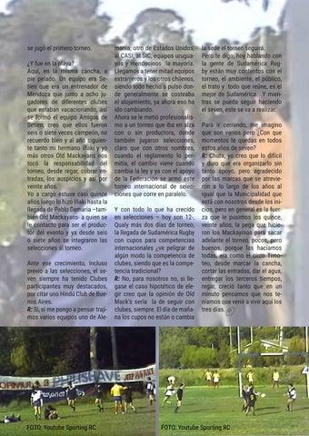 Page 5 of Historia del 7s Old Mackayans