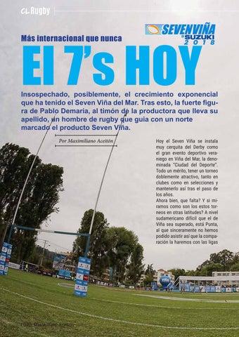Page 8 of El Seven Viña Hoy