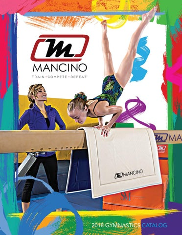 bb5889687a4f 2018 Mancino Gymnastics Catalog by Mancino - issuu