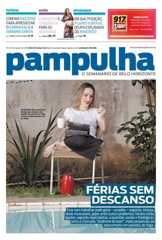f2f98cac87c53 Pampulha - 20 a 26 de janeiro de 2018 by Tecnologia Sempre Editora ...