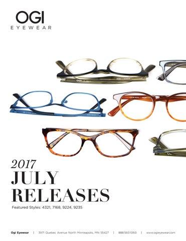 1d1cb14d699 Ogi Eyewear July 2017 by Ogi Eyewear - issuu