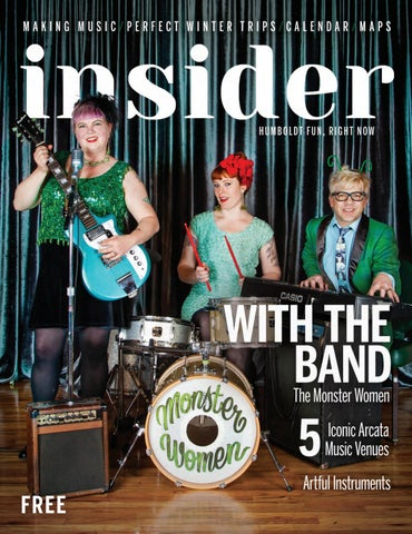 Humboldt Insider Winter Spring 2018 by North Coast Journal - issuu 9c7f6e9c15f