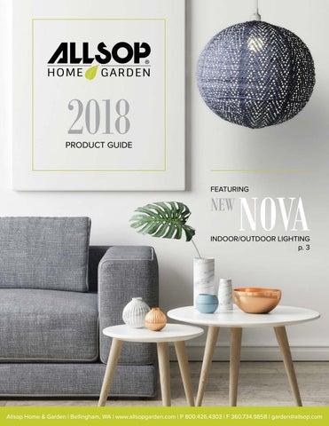 Bon Allsop Home U0026 Garden 2018 Catalog By Allsop Garden   Issuu