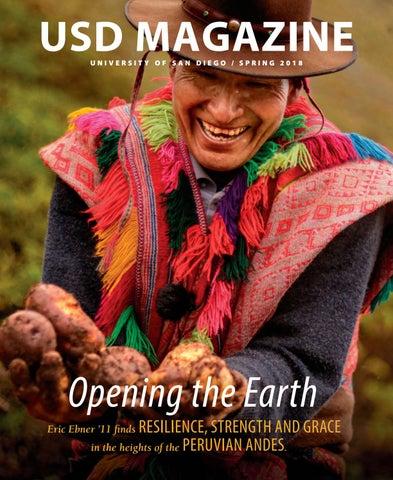 7f01ef22cbad Spring 2018 USD Magazine by University of San Diego - issuu