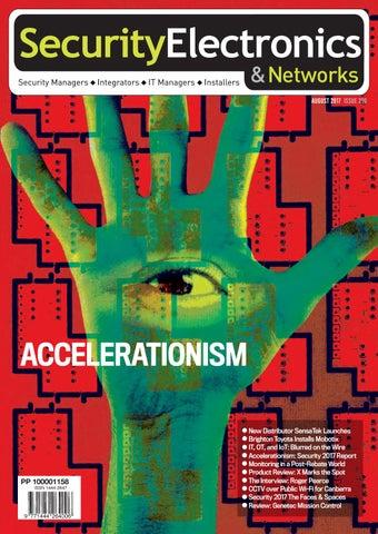 Sen aug17 by Security Electronics & Networks Magazine - issuu