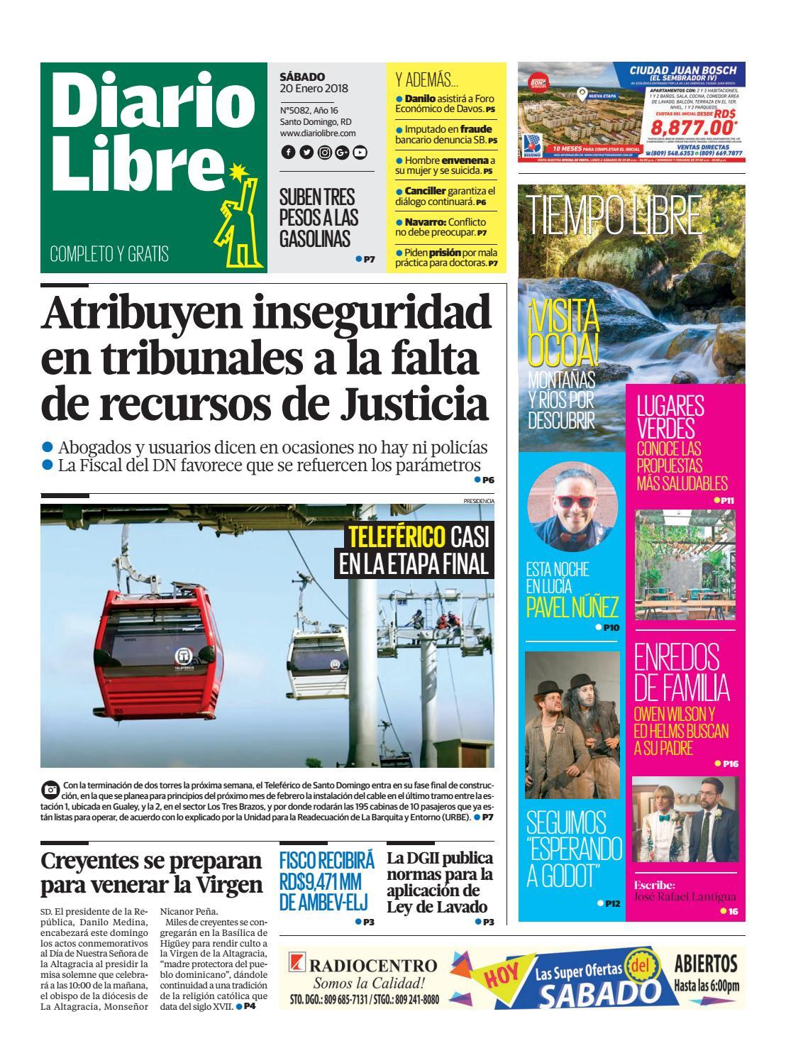 Diariolibre5082 by Grupo Diario Libre, S. A. - issuu