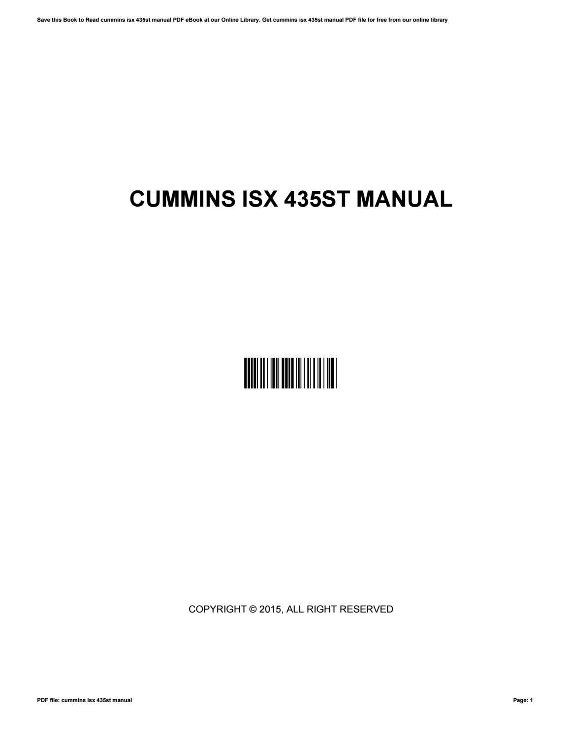 Cummins isx diagnostic codes | Cummins Fault Codes  2019-03-02