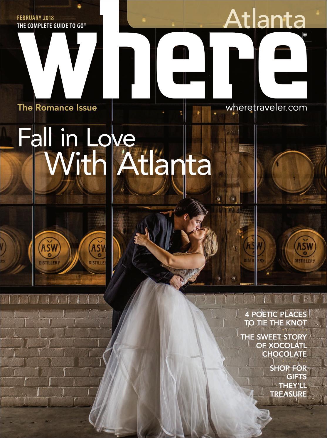 Where Magazine Atlanta Feb 2018 by Morris Media Network - issuu 816f05d7a9
