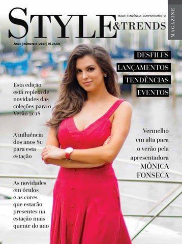 0ad40f9ee Revista STYLE   TRENDS (edição 08) by Nós somos Moda - issuu