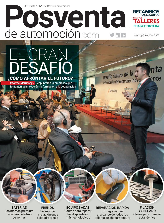 Posventa de Automoción - Nº7 by Digital Newspapers S.L. - issuu