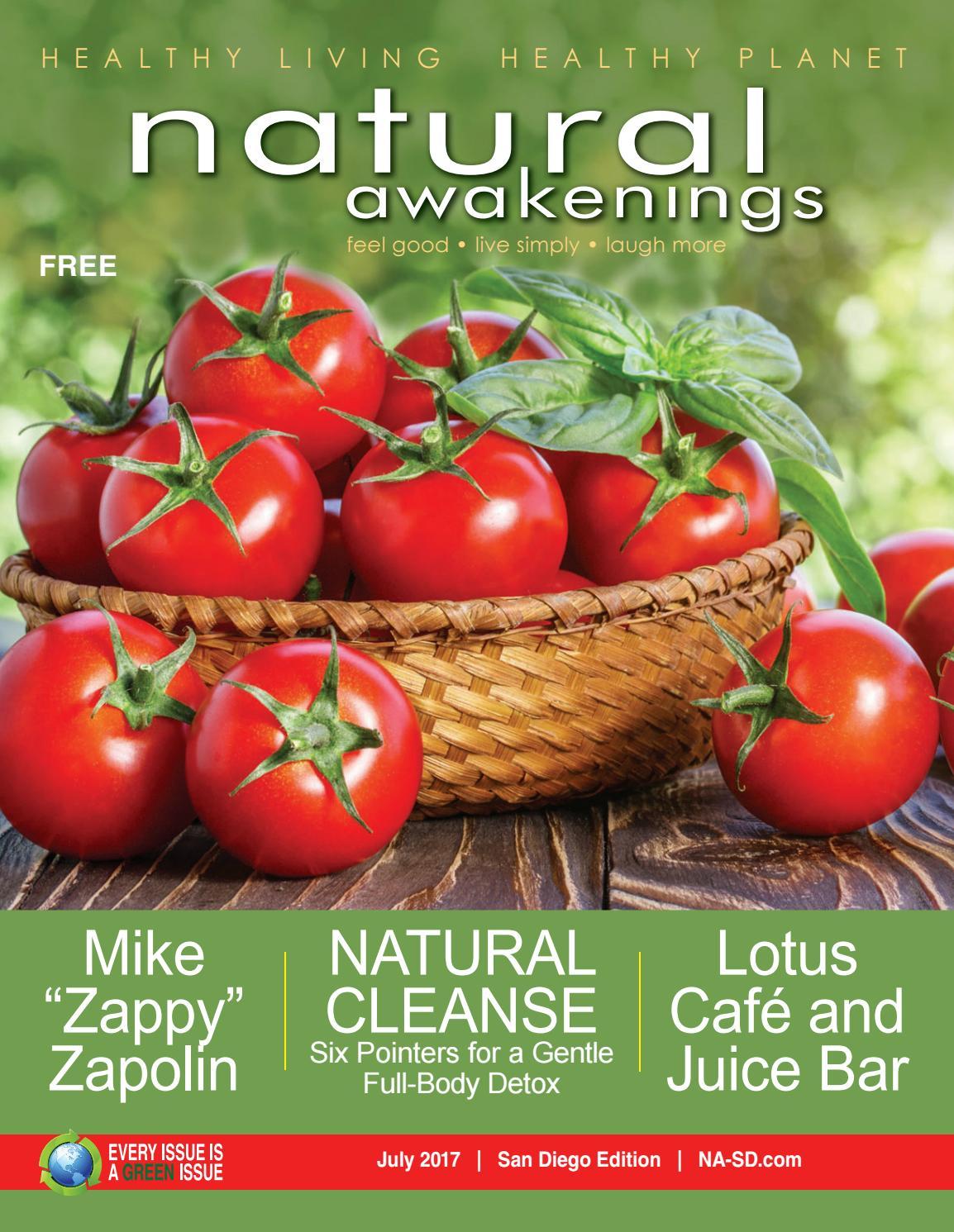 Natural Awakenings San Diego ~ July 2017 by Natural Awakenings San ...