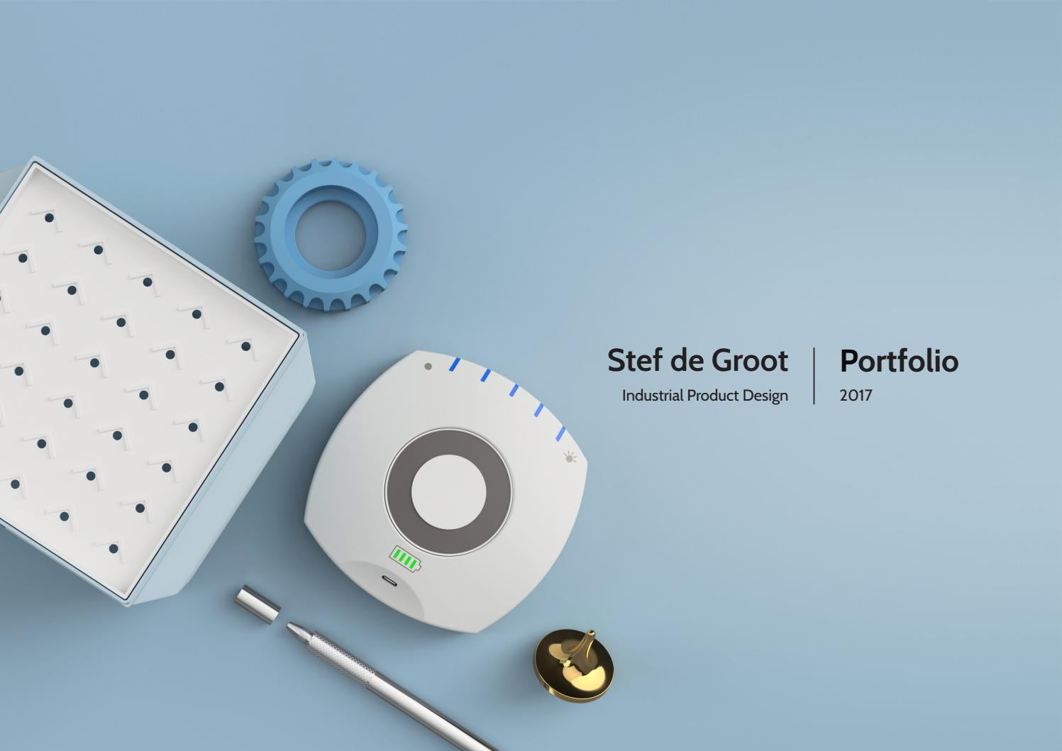 Integrated Product Design Portfolio 2017 By Stefdegroot Issuu