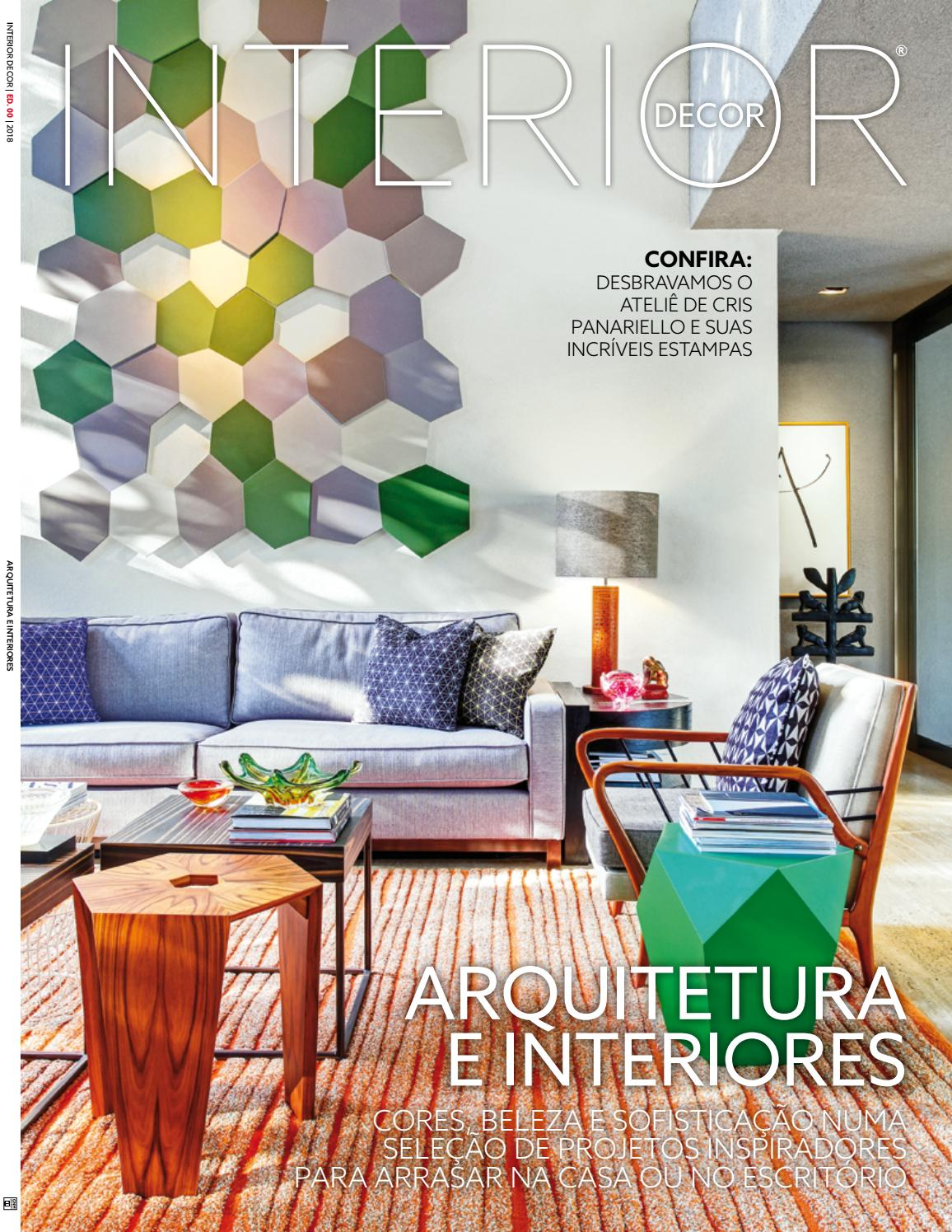 6dd2555a9 REVISTA INTERIOR DECOR ED. 01 by INTERIOR DECOR - issuu