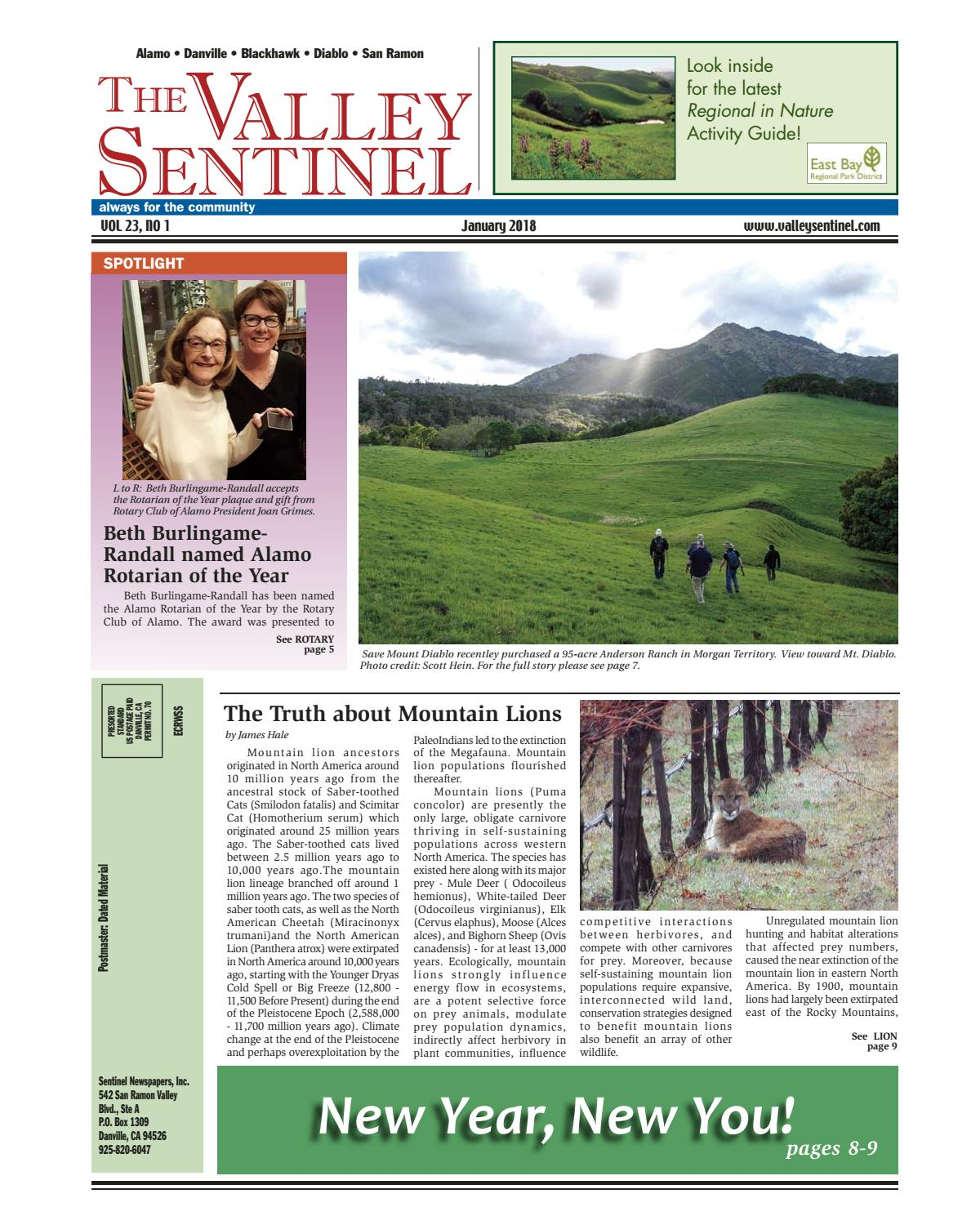 270c4983099 The Valley Sentinel January 2018 by Sentinel Newspapers - issuu