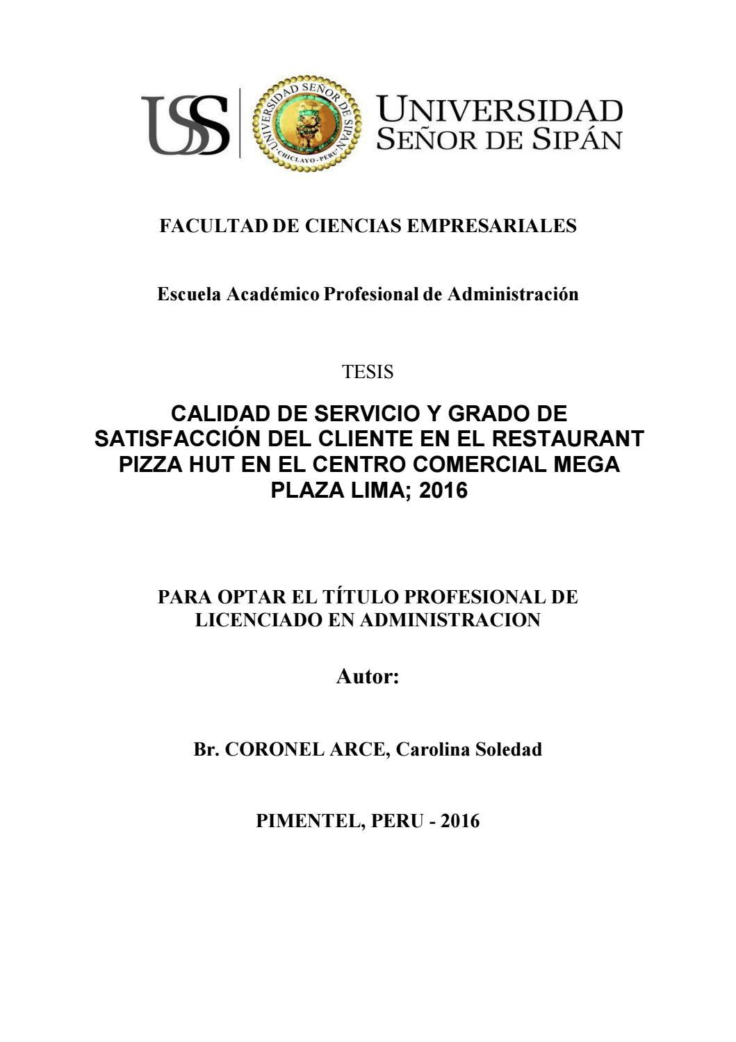 Carolina soledad coronel arce tesis copia by Gustavo Carretero ...