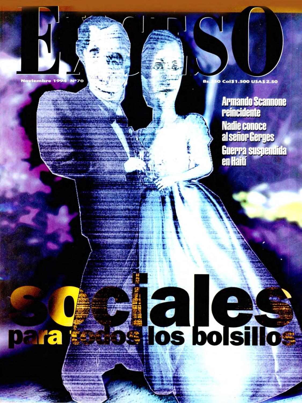 0e2edeb607 Revista Exceso edicion nº 70 noviembre 1994 by Revista Exceso - 1988 a 2007  - issuu