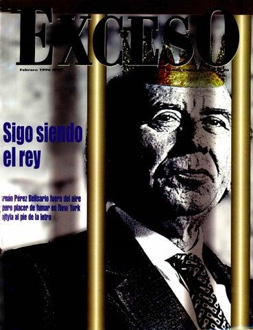 1c8e1abdf49e Revista Exceso febrero 1996 nº 83 by Revista Exceso - 1988 a 2007 ...