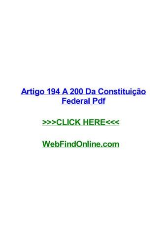 ARTIGO 194 A 200 DOWNLOAD