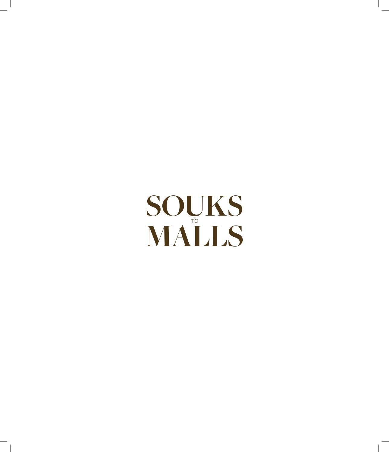 3b2ac1a42 MECSC Souks to Malls Volume 1 by MECSC Connect - issuu