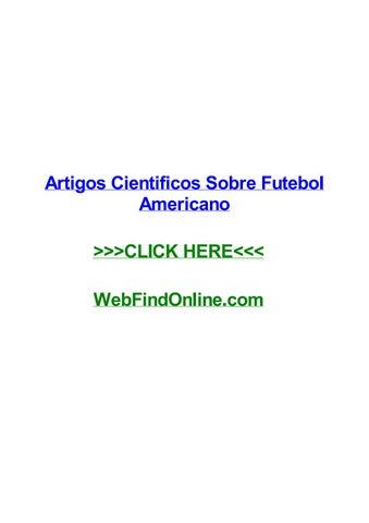60771357b Artigos Cientificos Sobre Futebol Americano Artigos cientificos sobre futebol  americano Newbury baixar livro curso de desenho realista curso bacharelado  em ...